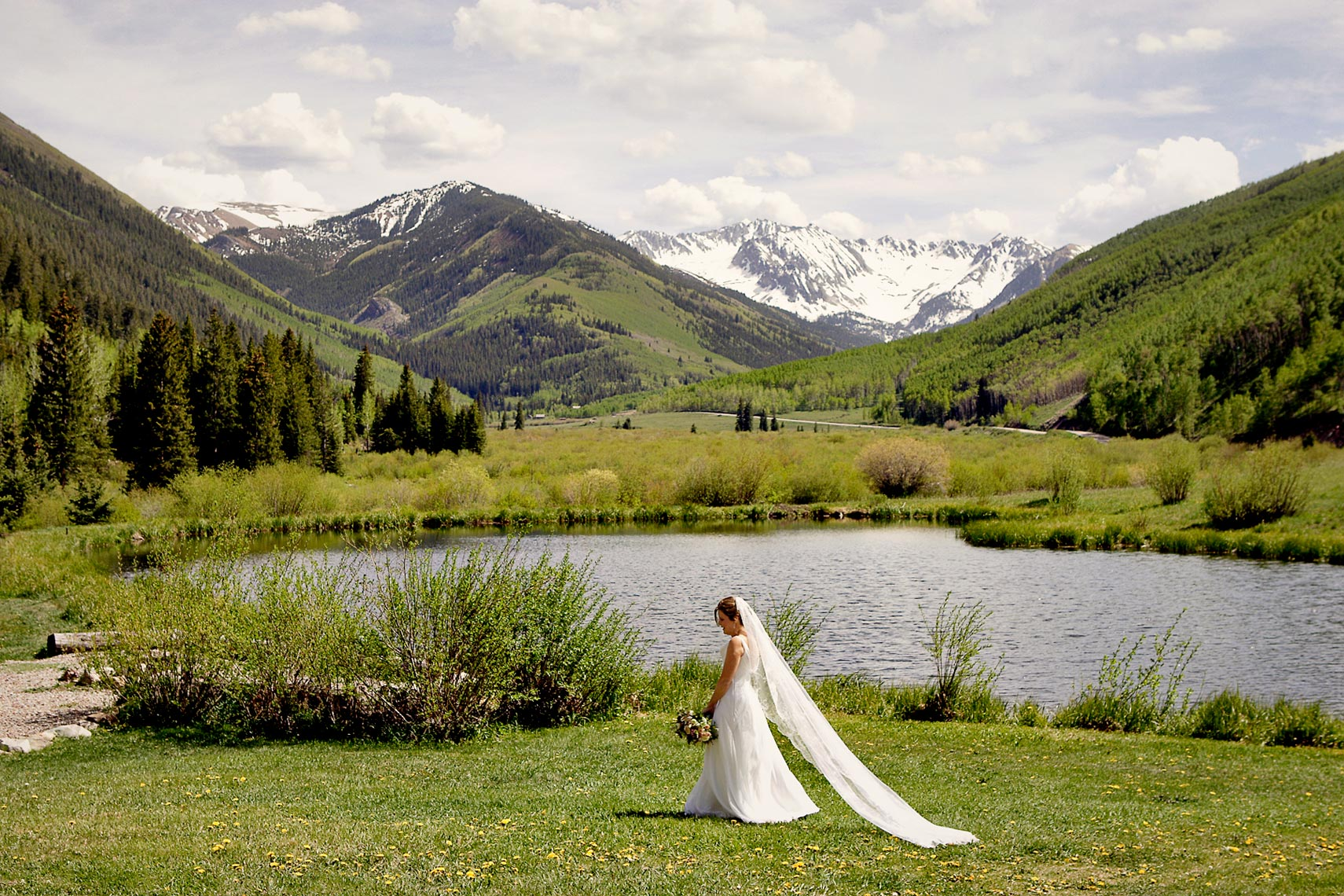 Aspen Colorado Bride